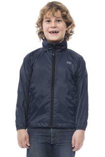 Mac in a Sac Kids Origin Jacket Navy 8-10yr