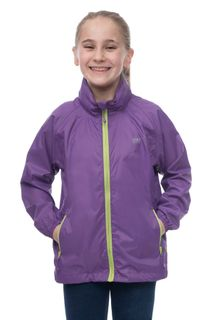 Mac in a Sac Kids Origin Jacket  Violet 8-10yr