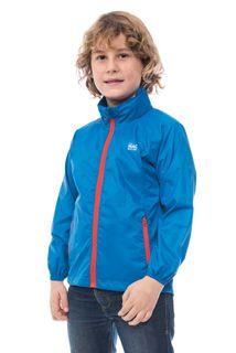 Mac in a Sac Kids Origin Jacket Electric Blue 8-10yr
