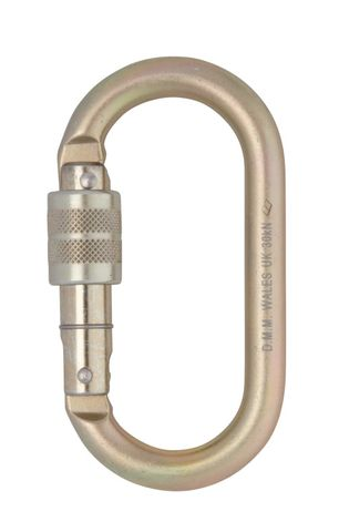 DMM 10mm Steel Oval
