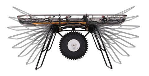 CMC Mule II Litter Wheel w Handles