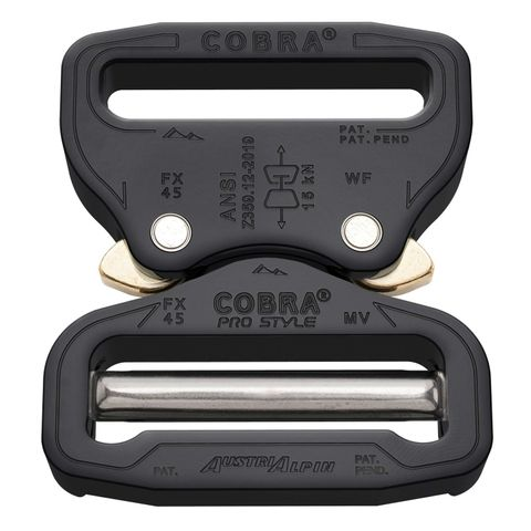 AustriAlpin ANSI Cobra Pro Black KTL 45mm