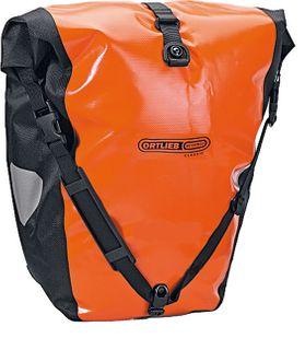 Ortlieb Back Roller Classic Orange - Black