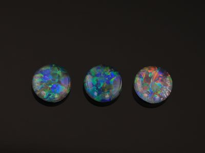 Opal Triplet 5mm Round