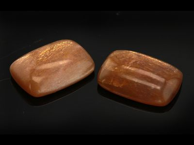 Sunstone 18x13mm Cushion Cabochon (N)
