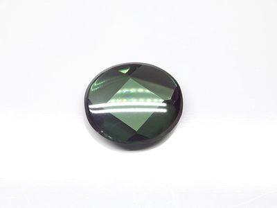 Syn Tourmaline Spinel 14x12mm Oval BuffTop (S)