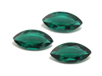 Hydrothermal Emerald 11x5.5mm Marquise (S) EOL