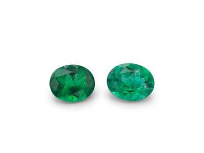 Emerald 5x4mm Oval (N)