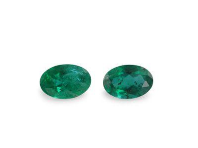 Emerald 6x4mm Oval (N)