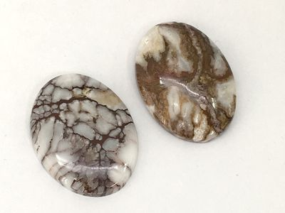 Wild Horse Assort Size Oval Cabochon. Med (N)