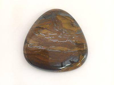 Tiger Hematite 40mm Trilliant Cabochon AAA (N)