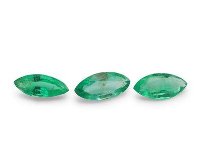 Emerald 6x3mm Marquise 1st Grade (E)
