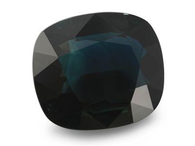 Australia Sapphire 13.65x12mm Cushion (E)