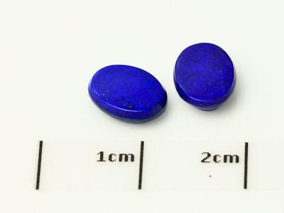 Lapis Lazuli 8x6mm Oval B/T (N)
