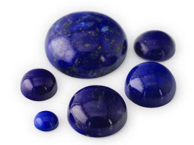 Lapis Lazuli 4mm Round Cab (N)