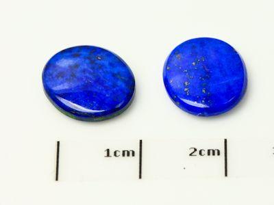 Lapis Lazuli 12x10mm Oval B/T (N)