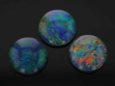 Opal Triplet 9mm Round