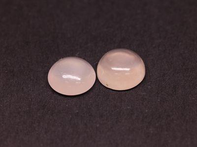 Rose Quartz 11mm Round Cabochon (N)