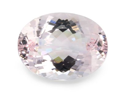 Morganite Pink 18.4x13.85mm Oval (E)