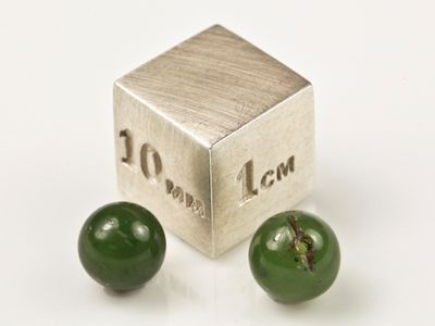 Nephrite Jade 6mm Round Bead H/D (N)