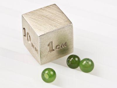 Nephrite Jade 3.5mm Round Bead H/D (N)