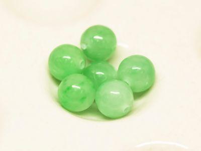Jadeite 7mm Bead H/D (T)