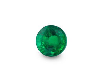 Emerald 3.25mm Round Good Colour (E)