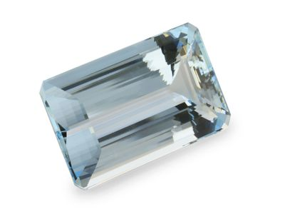 Aquamarine 27x16mm Emerald cut (E)