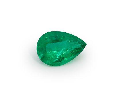 Emerald 6.95x4.8mm Pear Shape (E)
