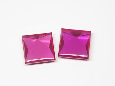 Syn Ruby Pink 10mm Square BT (S)