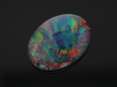 Opal Triplet 16x12mm Oval