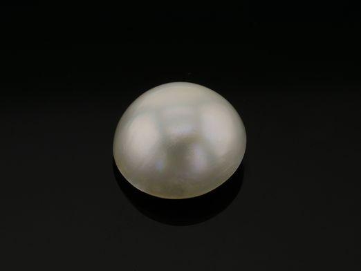 Mabe White Pearl 14-14.5mm Round (C)