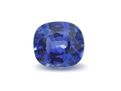 Ceylon Sapphire 9.5x8.55mm Cushion (E)
