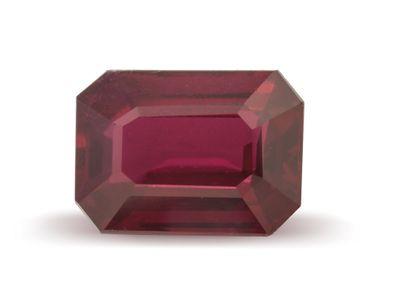 Ruby 7.1x5.15mm Em/c Deep Red (E)
