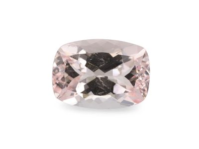 Morganite 14x10mm Cushion (T)