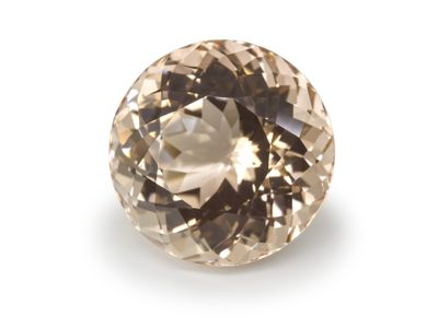 Morganite Apricot 15.2mm Round (T)