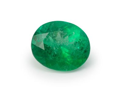 Emerald 9.2x7.8mm Oval (E)