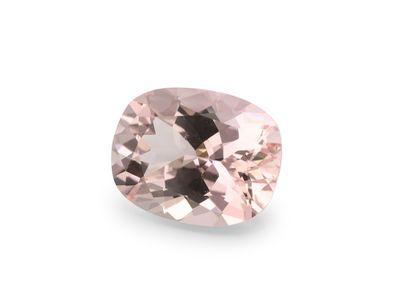 Pink Morganite Dark 9x7mm Cushion (T)