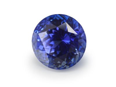 Sapphire Ceylon Mid Blue 8.2mm Round (E)