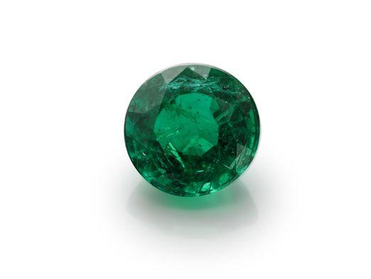 Emerald 7mm Round (E)