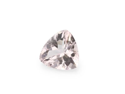 Morganite 7.7mm Trilliant (T)