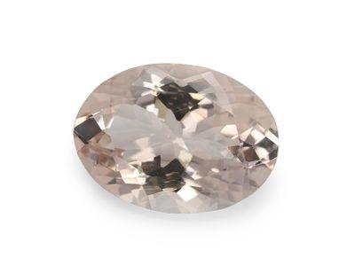 Pink Morganite Dark 14x10mm Oval (T)