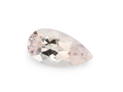 Morganite 13x7mm Pear shape (T)