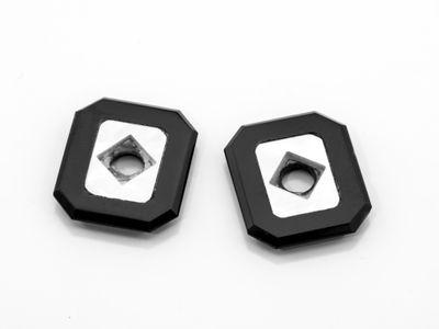 Onyx MOP 14x12mm Oct BuffTop #1 (T)