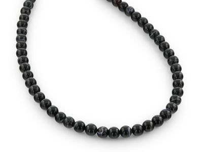 Sardonyx Bead Strands 8mm Polished Round (T)