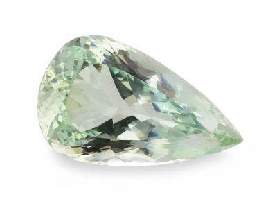 Green Beryl 32x18.8mm Pear (N)