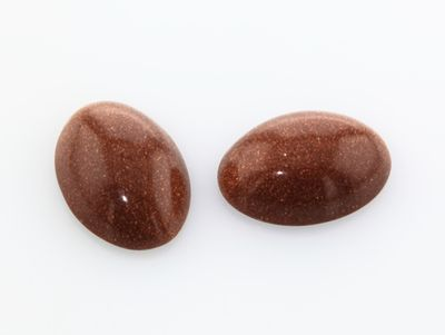 Goldstone 18x13mm Oval Cab (S)