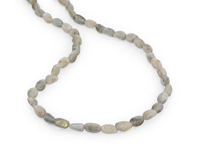 Labradorite 9x7mm Pebbles Polished (N)