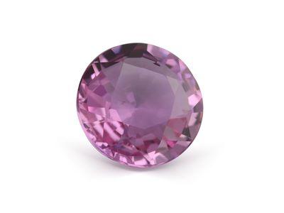 Sapphire Pink Mid 5.65mm Round (E)
