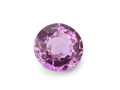 Sapphire Pink Mid 5.85mm Round (E)